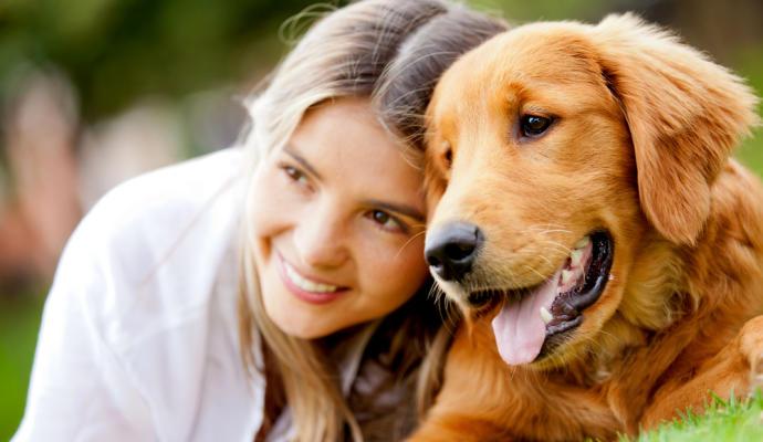Las terapias con perros ayudan a mejorar la autoestima de adolescentes con anorexia